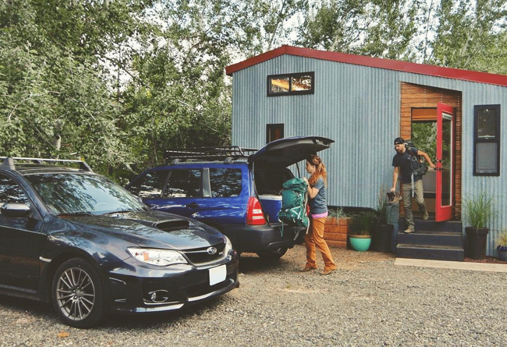 Shed Tiny House (@shed_tinyhouse)