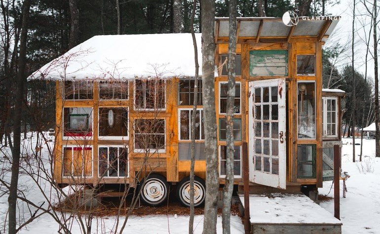 Tiny House in the Catskills, New York