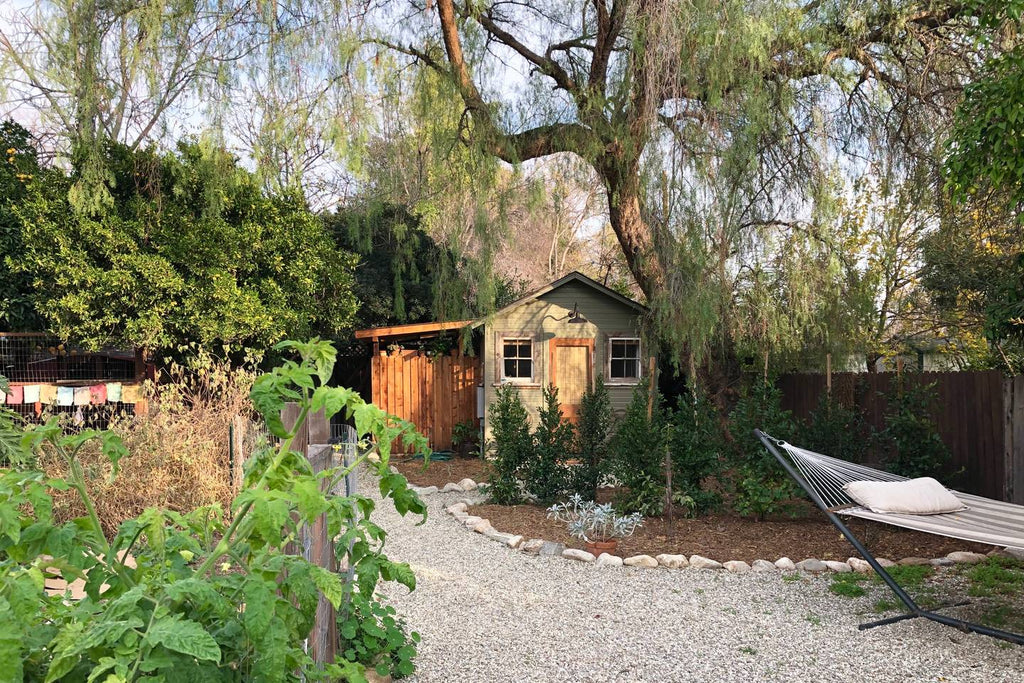The Pepper Tree Cottage Tiny House in Pasadena, California for rent on Airbnb