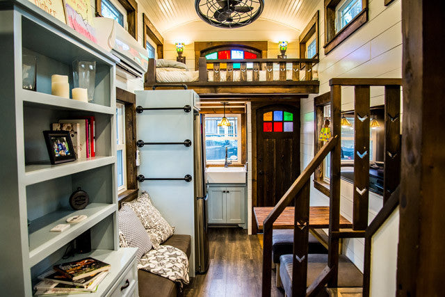 Tiffany The Tiny Home - Interior