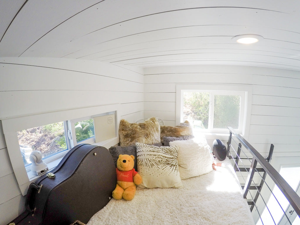 Tiny House Family - Extra Bedroom Loft