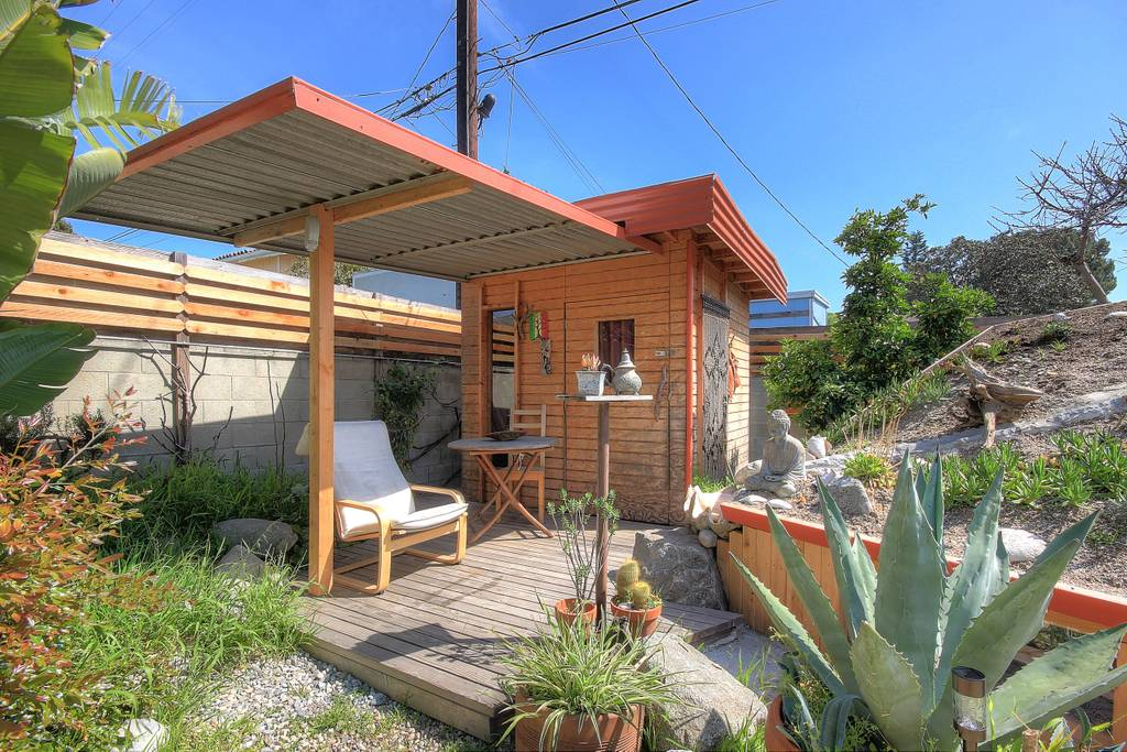 Tiny Home in Artistic Oasis in Los Angeles, California for rent on Airbnb