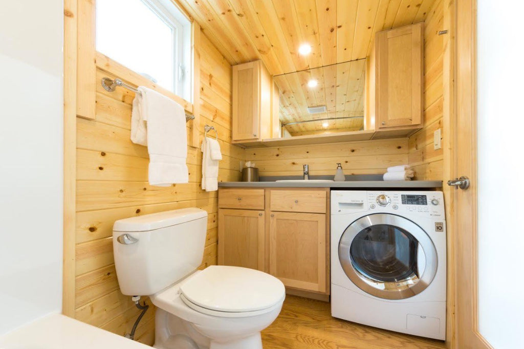 "344-sqft ""Traveler XL"" Tiny Home on Wheels by Escape Homes"