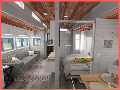ZeroSquared Tiny Homes