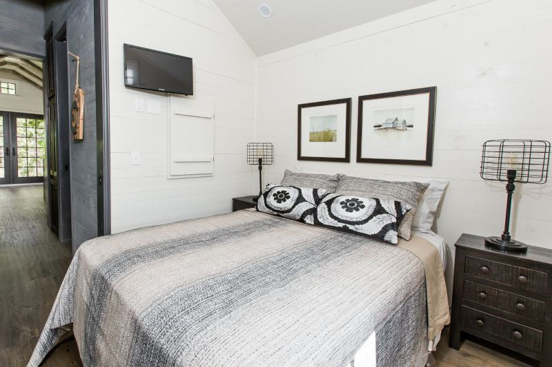 Low Country Tiny Home Bedroom