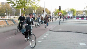 Cycling to work: major new study suggests health benefits are staggering