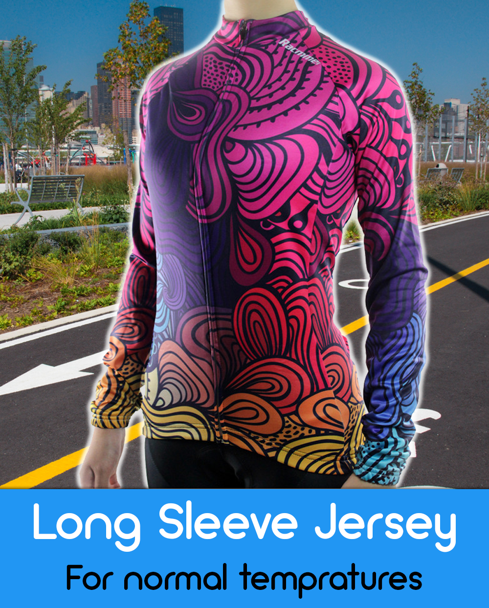 Long Sleeve Jersey Women