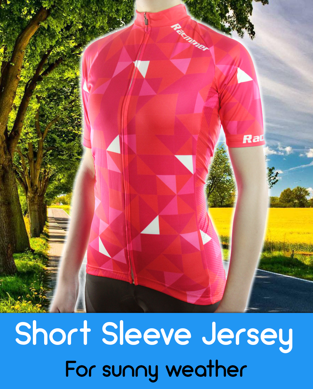 Short Sleeve Jersey Women