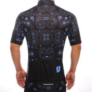 Men's Short Sleeve Cycling Jersey Set - EQUILIBRIUM