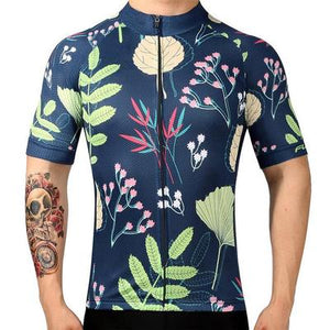 Men's Short Sleeve Cycling Jersey Set - SEEDING
