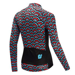 Men's Thermal Cycling Jersey Set - HORIZON