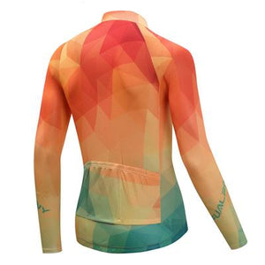 Men's Thermal Cycling Jersey Set - SUMMERTIME