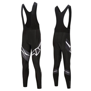 Trendy Cycling Men's Black / S Peak - Men's Thermal Bib