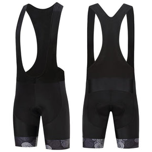 Trendy Cycling Men's Black / S SKULL - MEN'S SHORT BIB