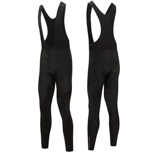 Trendy Cycling Men's Black / XS All Black - Men's Thermal Bib