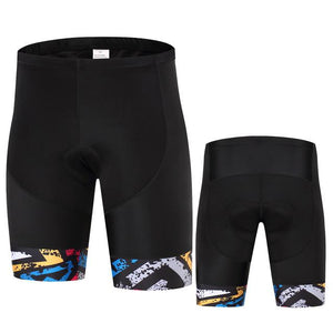Trendy Cycling Men's Black / XS COLOR DAZE - MEN'S SHORTS