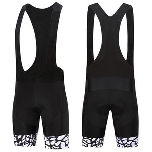 Trendy Cycling Men's Black / XS PATCHED - MEN'S SHORT BIB