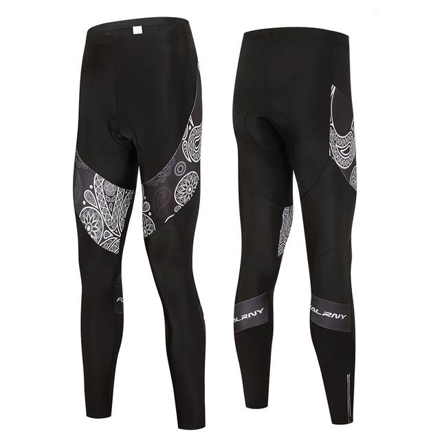 Trendy Cycling Men's Black / XS Skull - Men's Thermal Pants