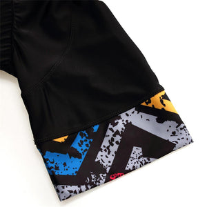 Trendy Cycling Men's COLOR DAZE - MEN'S SHORT BIB