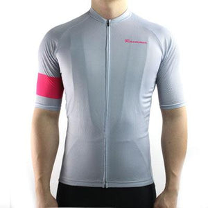 Trendy Cycling Men's DarkGrey / S Skipper - Men's Short Sleeve Jersey