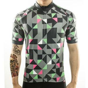 Trendy Cycling Men's DarkSlateGrey / S Float - Men's Short Sleeve Jersey