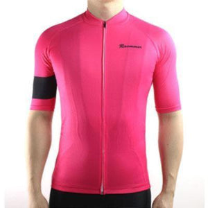 Trendy Cycling Men's DeepPink / S Skipper - Men's Short Sleeve Jersey