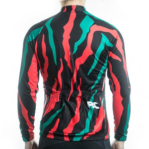 Trendy Cycling Men's Enchanted - Men's Long Sleeve Jersey