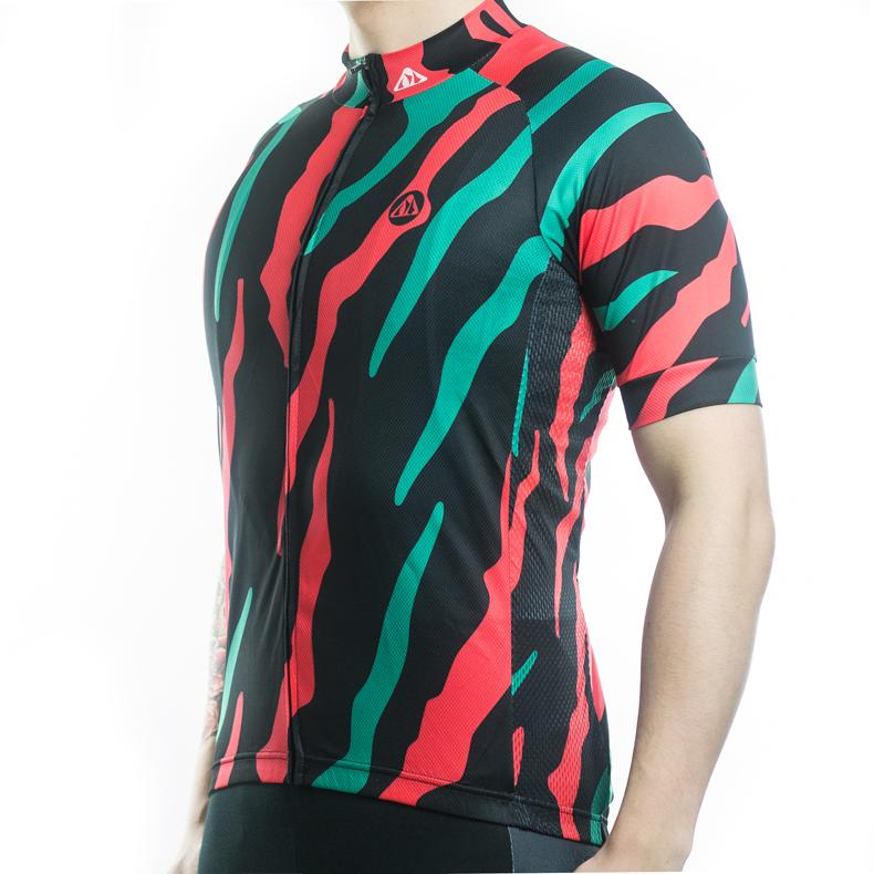 Trendy Cycling Men's Enchanted - Men's Short Sleeve Jersey