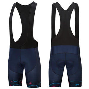 Trendy Cycling Men's Navy / XS FLOURISH - MEN'S SHORT BIB