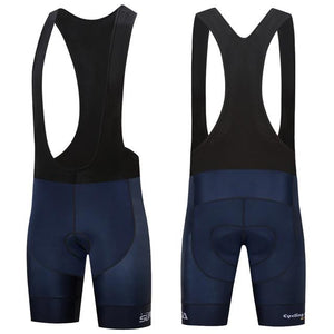 Trendy Cycling Men's Navy / XS PETAL - MEN'S SHORT BIB