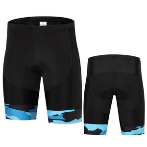 Trendy Cycling Men's Royal Blue / XS VENEER CAMO - MEN'S SHORTS