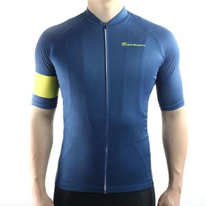 Trendy Cycling Men's SlateBlue / S Skipper - Men's Short Sleeve Jersey