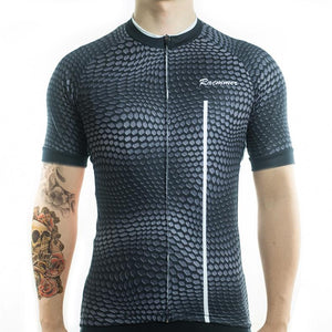 Trendy Cycling Men's Snake - Men's Short Sleeve Jersey