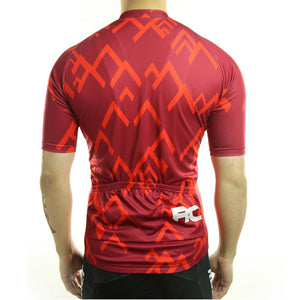 Trendy Cycling Men's Summit - Men's Short Sleeve Jersey