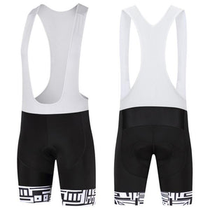 Trendy Cycling Men's White / S FRAMEWORK - MEN'S SHORT BIB