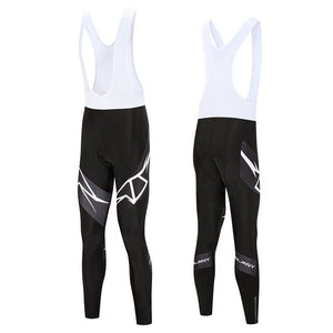 Trendy Cycling Men's White / S Peak - Men's Thermal Bib