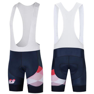 Trendy Cycling Men's White / XS CICLISMO - MEN'S SHORT BIB