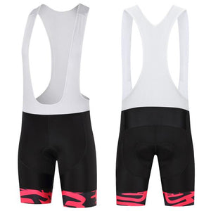 Trendy Cycling Men's White / XS GRAFFITI - MEN'S SHORT BIB