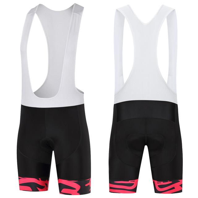 Trendy Cycling Men's Black / XS GRAFFITI - MEN'S SHORT BIB