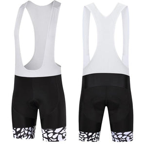 Trendy Cycling Men's White / XS PATCHED - MEN'S SHORT BIB