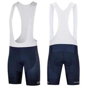 Trendy Cycling Men's White / XS PETAL - MEN'S SHORT BIB