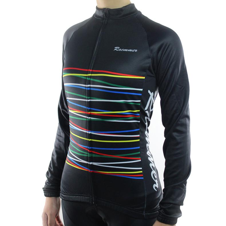 Trendy Cycling Women's Fibre - Women's Long Sleeve Jersey