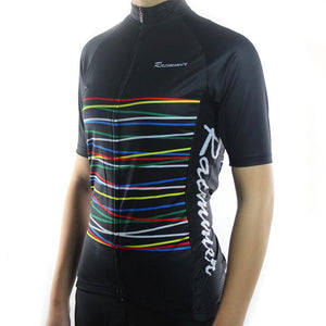 Trendy Cycling Women's Black / XS Fibre - Women's Short Sleeve Jersey