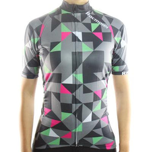 Trendy Cycling Women's DarkSlateGrey / XS FLOAT - WOMEN'S SHORT SLEEVE JERSEY