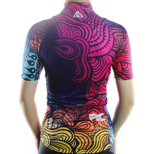 Trendy Cycling Women's FIRE DRAGON - WOMEN'S SHORT SLEEVE JERSEY