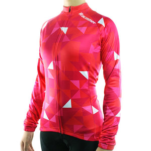Trendy Cycling Women's FLOAT - WOMEN'S LONG SLEEVE JERSEY