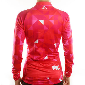Trendy Cycling Women's FLOAT - WOMEN'S THERMAL JERSEY