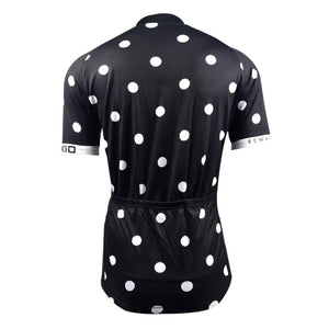 Trendy Cycling Women's POLKA DOT - WOMEN'S SHORT SLEEVE JERSEY