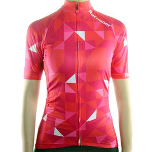 Trendy Cycling Women's Red / XS FLOAT - WOMEN'S SHORT SLEEVE JERSEY