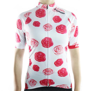 Trendy Cycling Women's ROSIE - WOMEN'S SHORT SLEEVE JERSEY